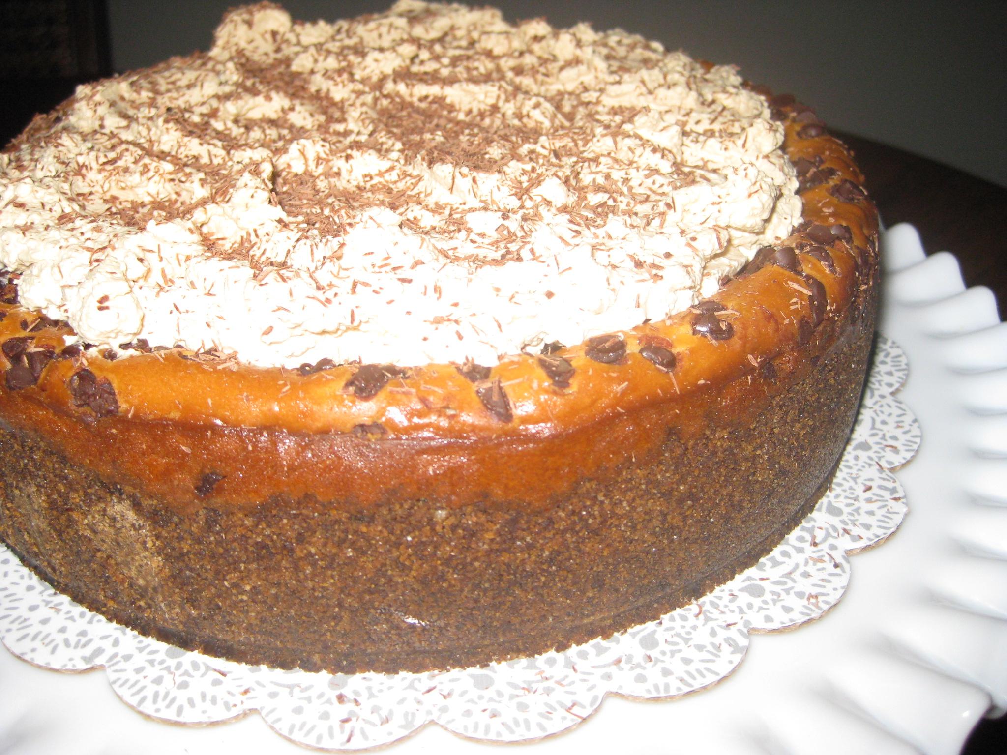 Coffee Liquor Chocolate Cheesecake Recipes — Dishmaps