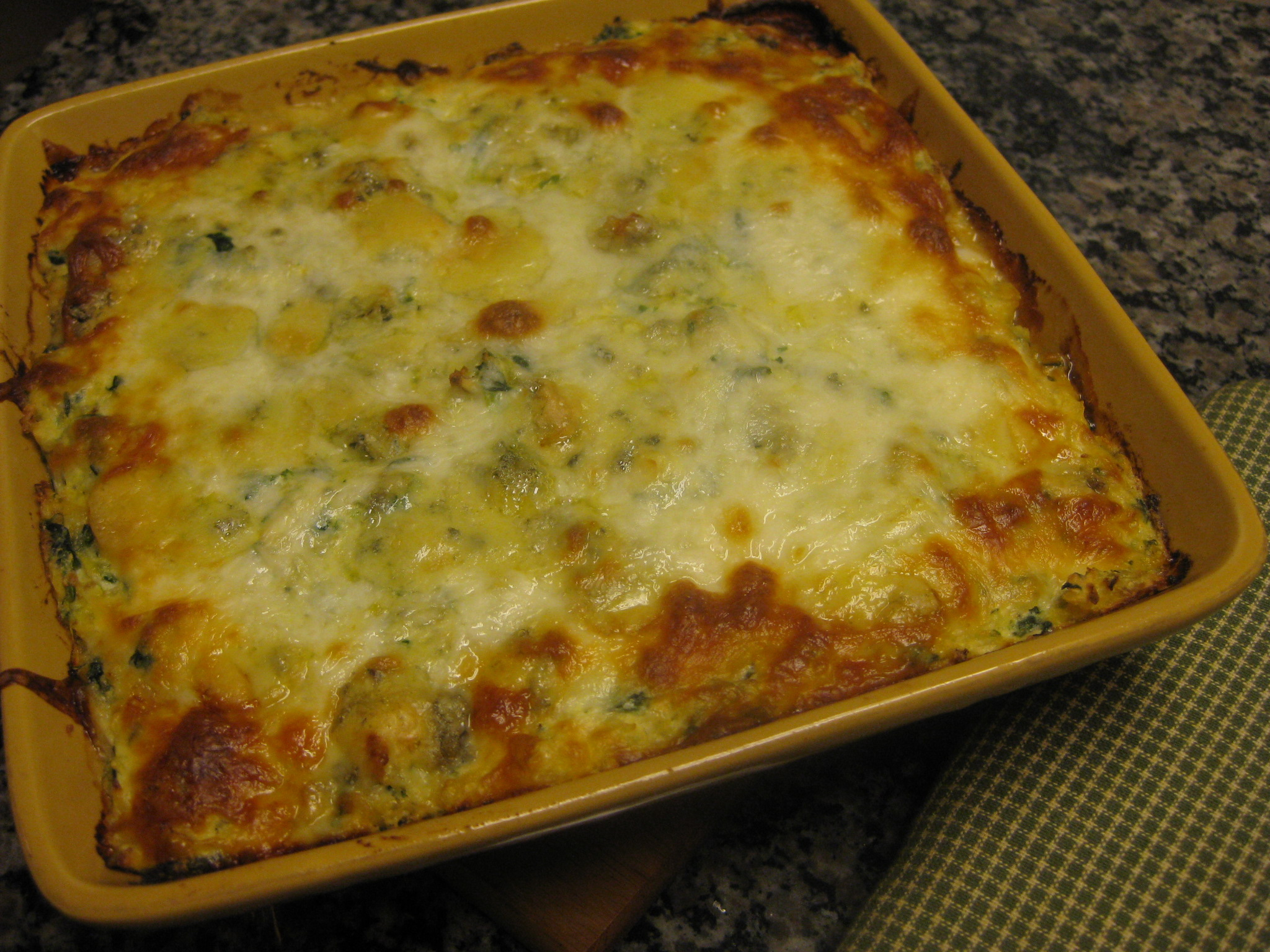 Jordana's Baked Spaghetti Squash With Tomato And Ricotta ...