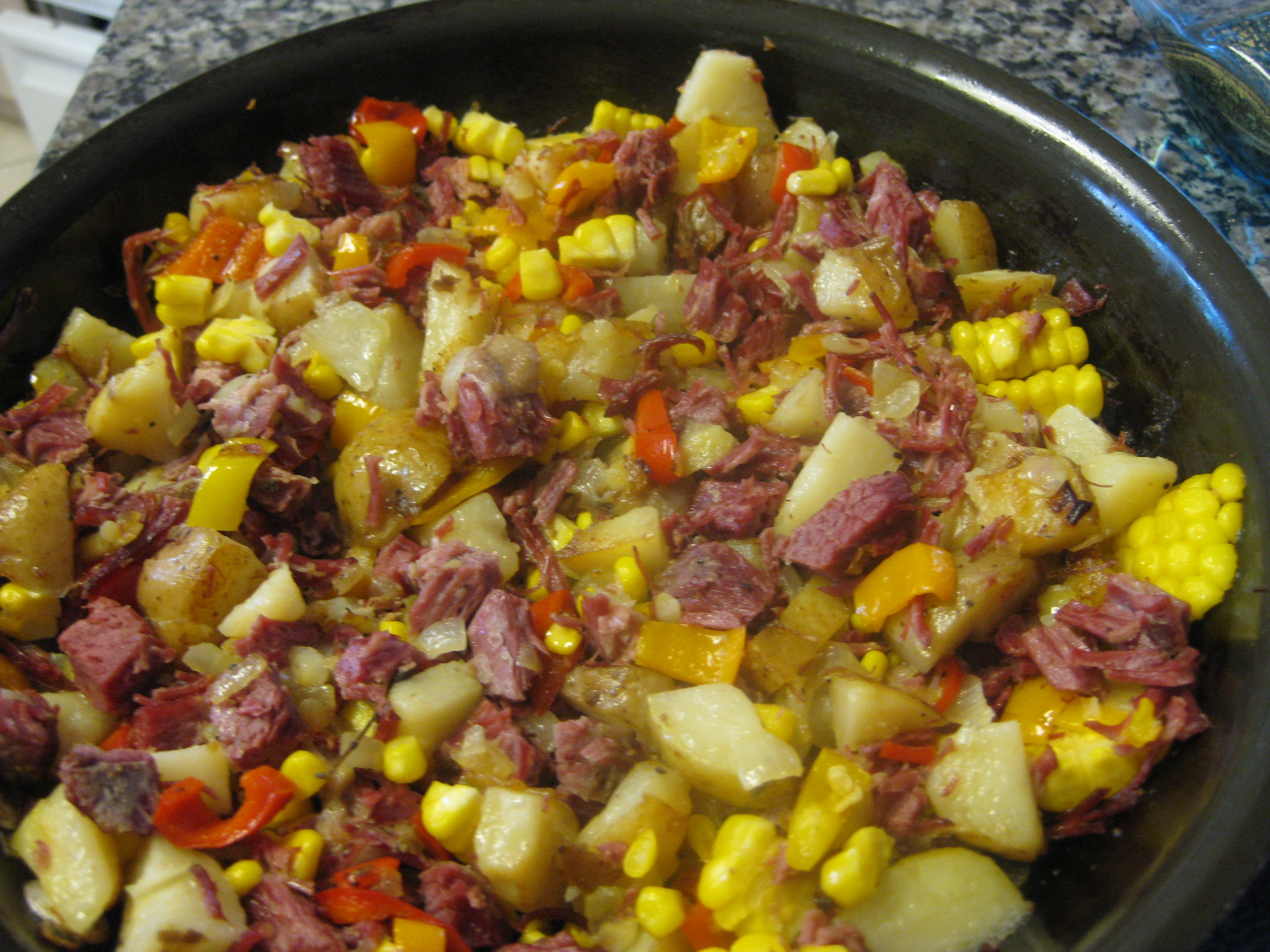 Corned Beef Hash – Savoring Every Bite