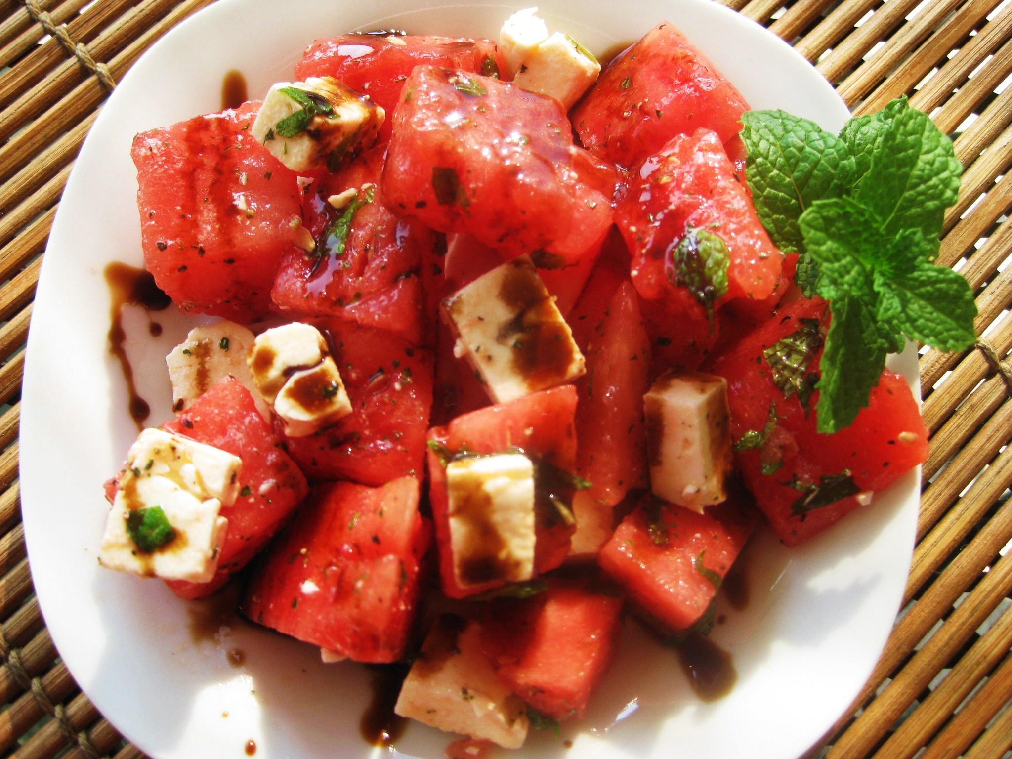 Watermelon, Orange, And Feta Salad Recipes — Dishmaps