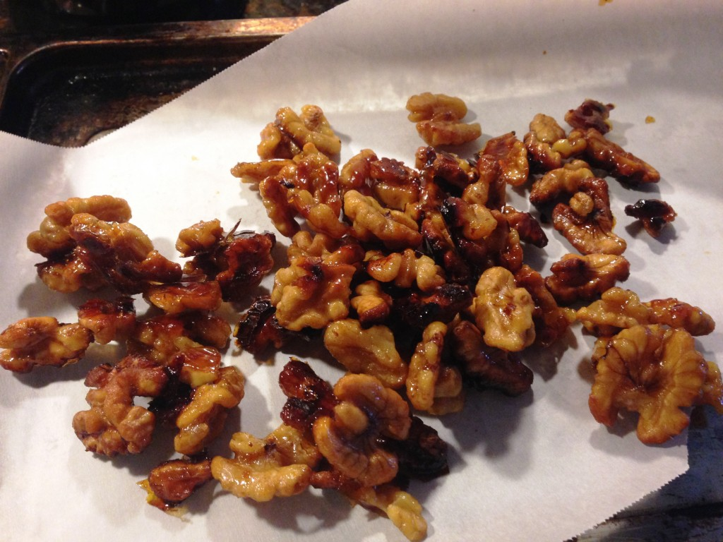 Candied walnuts2