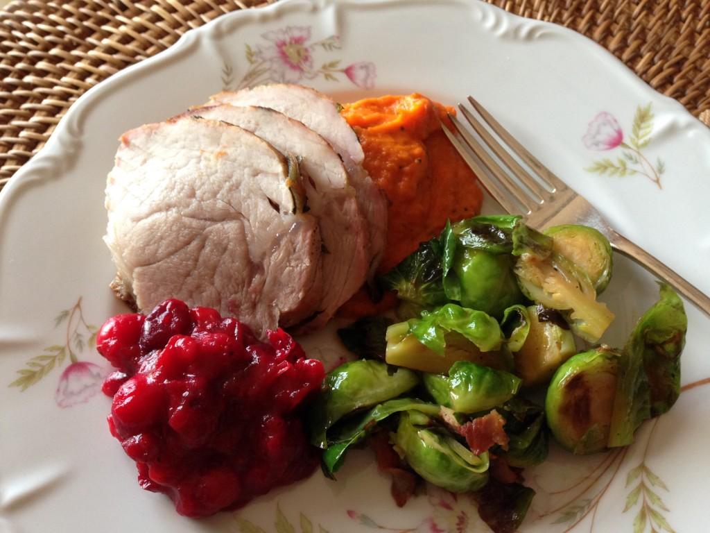 pork loin plated2