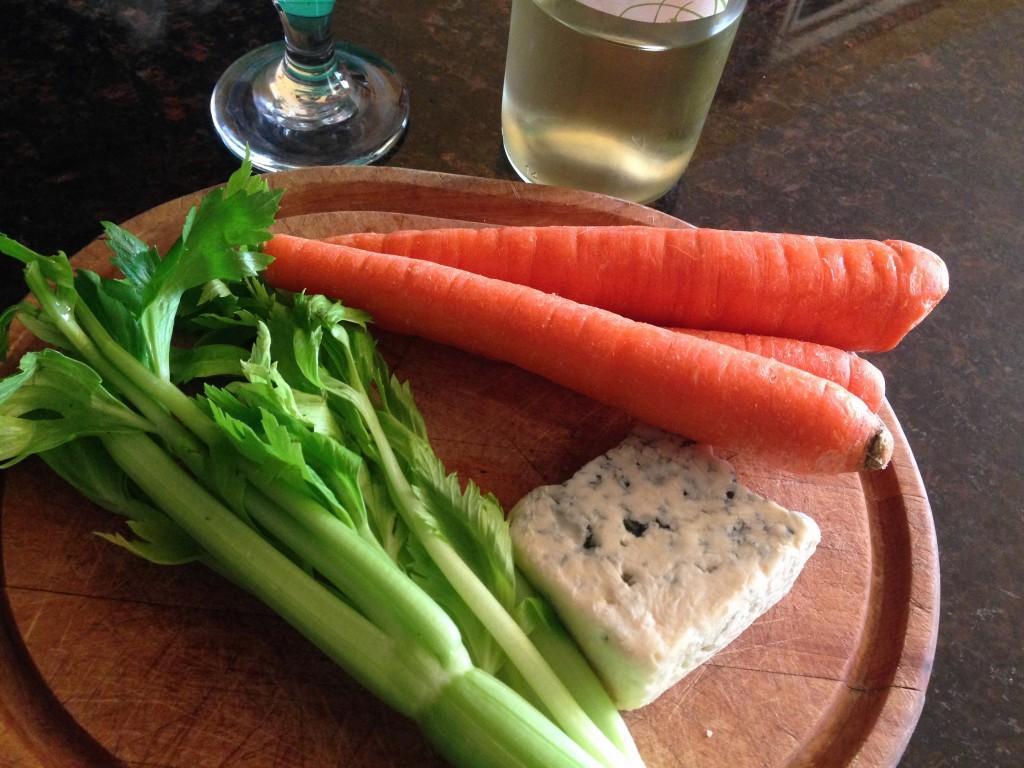 gorgonzola bisque prep