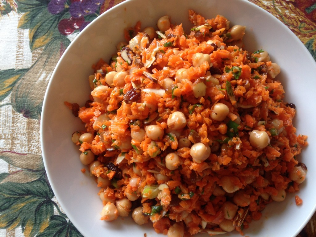 how to prepare fresh garbanzo beans